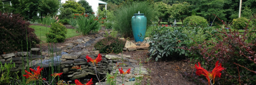 Add Color And Motion To Your Outdoor Living Spaces With A Beautiful Ceramic  Fountain From Potteryfountain.com