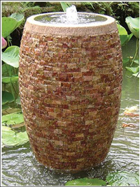 We Have A Separate Web Site For Our Slate Marble Pebble Pot Fountains Available Single Or Sets Of Three